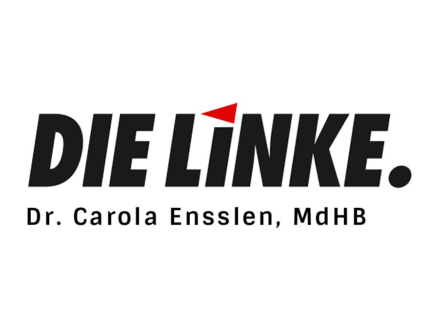 Carola Ensslen DIE LINKE