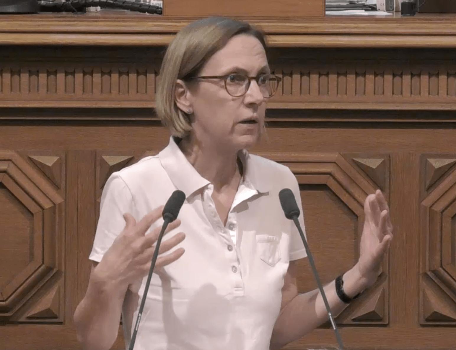 Carola Ensslen Rede