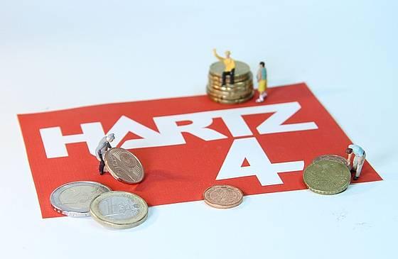 Hartz IV Geld