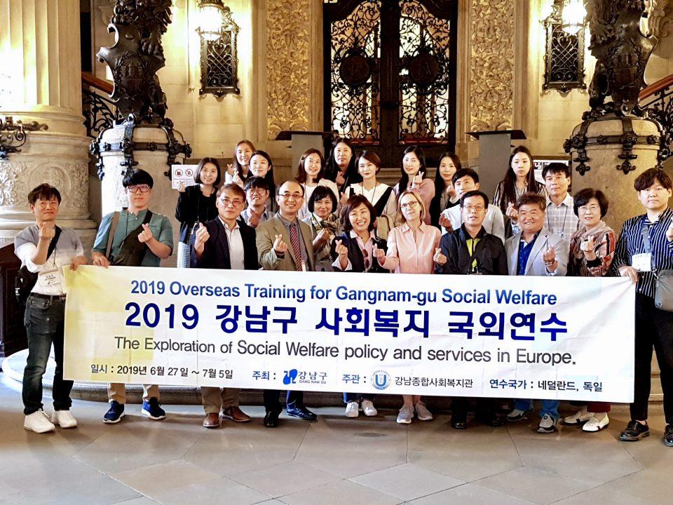 Sozialexperten Südkorea